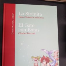 Libros de segunda mano: SIRENITA - GATOS CON BOTAS - PERFUMERIAS IF - 34 X 25 - TDK302. Lote 117462383