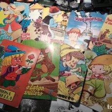 Libros de segunda mano: LOTE DE 12 CUENTOS TROQUELADOS INFANTILES VARIAS EDITORIALES. VER FOTOS. Lote 117684059