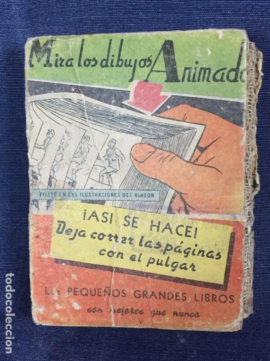 Libros de segunda mano: ratón mickey y la lámpara maravillosa con dibujos animados de pluto walt disney 1948 - Foto 4 - 117709363