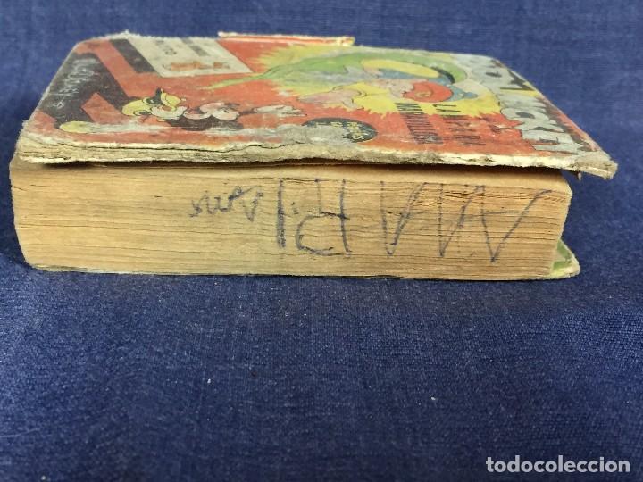 Libros de segunda mano: ratón mickey y la lámpara maravillosa con dibujos animados de pluto walt disney 1948 - Foto 6 - 117709363