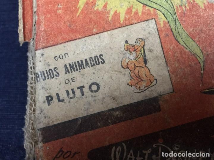 Libros de segunda mano: ratón mickey y la lámpara maravillosa con dibujos animados de pluto walt disney 1948 - Foto 10 - 117709363