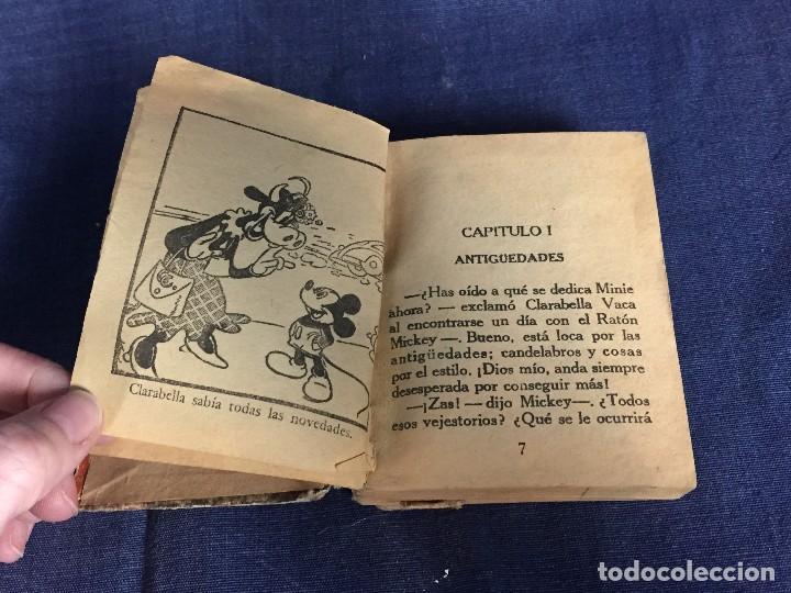 Libros de segunda mano: ratón mickey y la lámpara maravillosa con dibujos animados de pluto walt disney 1948 - Foto 14 - 117709363