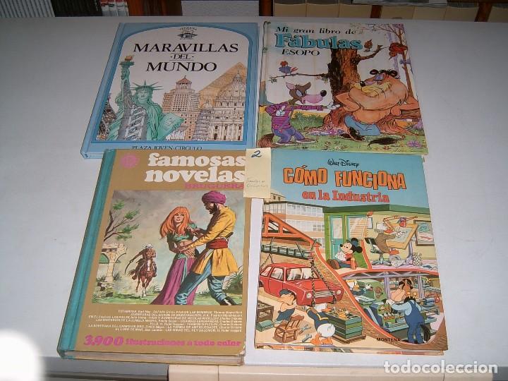 LOTE CUENTOS INFANTILES (Libros de Segunda Mano - Literatura Infantil y Juvenil - Cuentos)