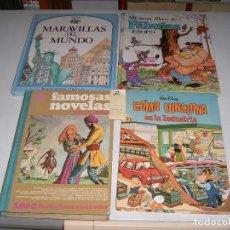 Libros de segunda mano: LOTE CUENTOS INFANTILES. Lote 117739127
