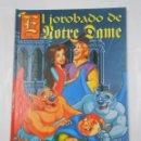 Libros de segunda mano: CUENTOS CLASICOS - EL JOROBADO DE NOTRE DAME. TDK338. Lote 117760291