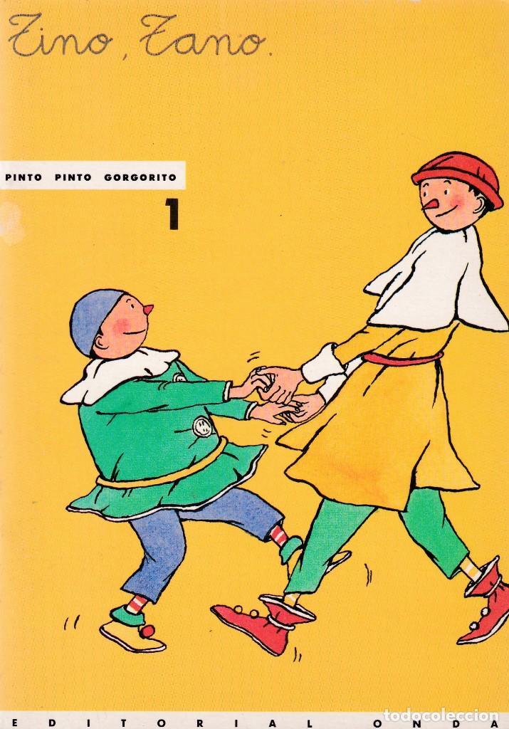 ZINO, ZANO - EDITORIAL ONDA 1988 (Libros de Segunda Mano - Literatura Infantil y Juvenil - Cuentos)