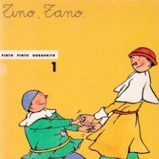 Libros de segunda mano: ZINO, ZANO - EDITORIAL ONDA 1988. Lote 117807255