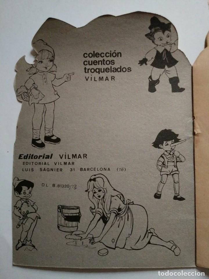 EL COCHE ROJO - EL COCHECITO ROJO - EDITORIAL VILAMAR - TROQUELADO - CUENTOS - 117822435