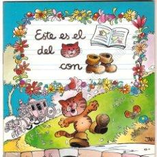 Libros de segunda mano: EL GATO CON BOTAS ILUSTRACIONES DE JAN EDICIONES MP 1986 CUENTO NUEVO.. Lote 118531179