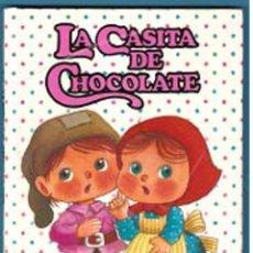 Libros de segunda mano: CUENTO COLECCIÓN DIN-DAN, LA CASITA DE CHOCOLATE Nº 2 DE BRUGUERA, CON DIBUJOS DE JAN. Lote 118629351