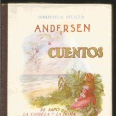 Libros de segunda mano - BIBLIOTECA ANDERSEN. CUENTOS. RAMON SOPENA Nº 10 - 118672723