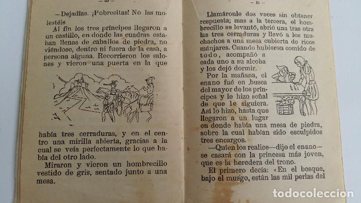 Libros de segunda mano: TE VOY A CONTAR MAS CUENTOS. LIBRO DE LECTURA. J DE MURO. W - Foto 2 - 118892431