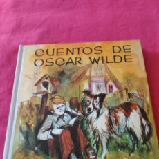 Libros de segunda mano: CUENTOS DE OSCAR WILDE EDICIONES AGUILAR. Lote 118911075