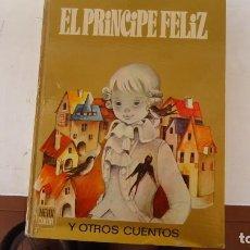 Libros de segunda mano: EL PRINCIPE FELIZ Y OTROS CUENTOS. Lote 118973555