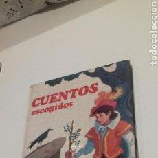 Libros de segunda mano: CUENTOS ESCOGIDOS VOL VI.1979. Lote 119040419