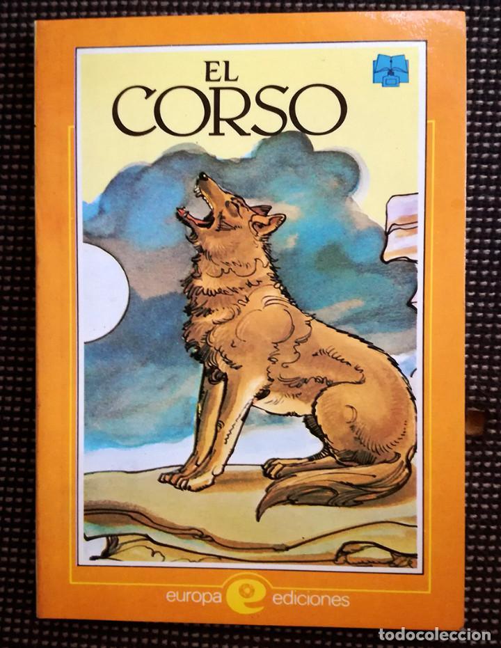 EL CORSO EL TINTERO MÁGICO SERIE AZUL NUEVO 1986 LIBRO JUVENIL EUROPA EDICIONES (Libros de Segunda Mano - Literatura Infantil y Juvenil - Cuentos)