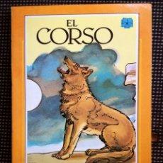 Libros de segunda mano: EL CORSO EL TINTERO MÁGICO SERIE AZUL NUEVO 1986 LIBRO JUVENIL EUROPA EDICIONES. Lote 119138055