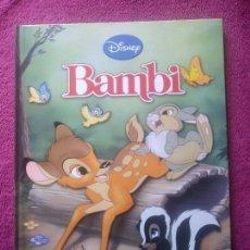 Libros de segunda mano: LIBRO COMIC CUENTO BAMBI DISNEY 2010. Lote 119339092