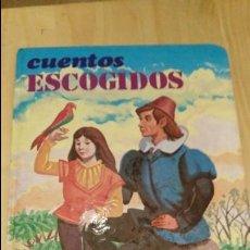 Libros de segunda mano: CUENTO TAPA DURA LIBRO CUENTOS ESCOGIDOS VOLUMEN TOMO VOL XVI 16 SUSAETA 1980. Lote 119471127