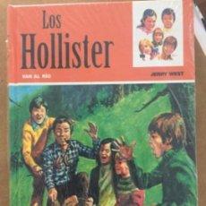 Libros de segunda mano: LOS HOLLISTER VAN AL RIO. Lote 119550695