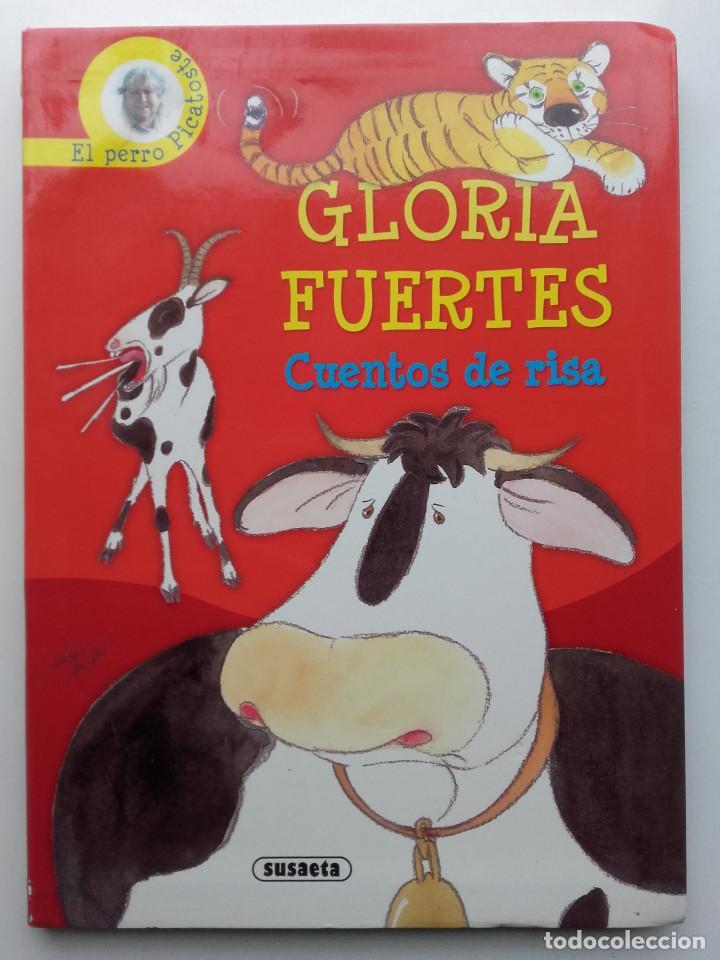 CUENTOS DE RISA. EL PERRO PICATOSTE - GLORIA FUERTES - EDICIONES SUSAETA (Libros de Segunda Mano - Literatura Infantil y Juvenil - Cuentos)