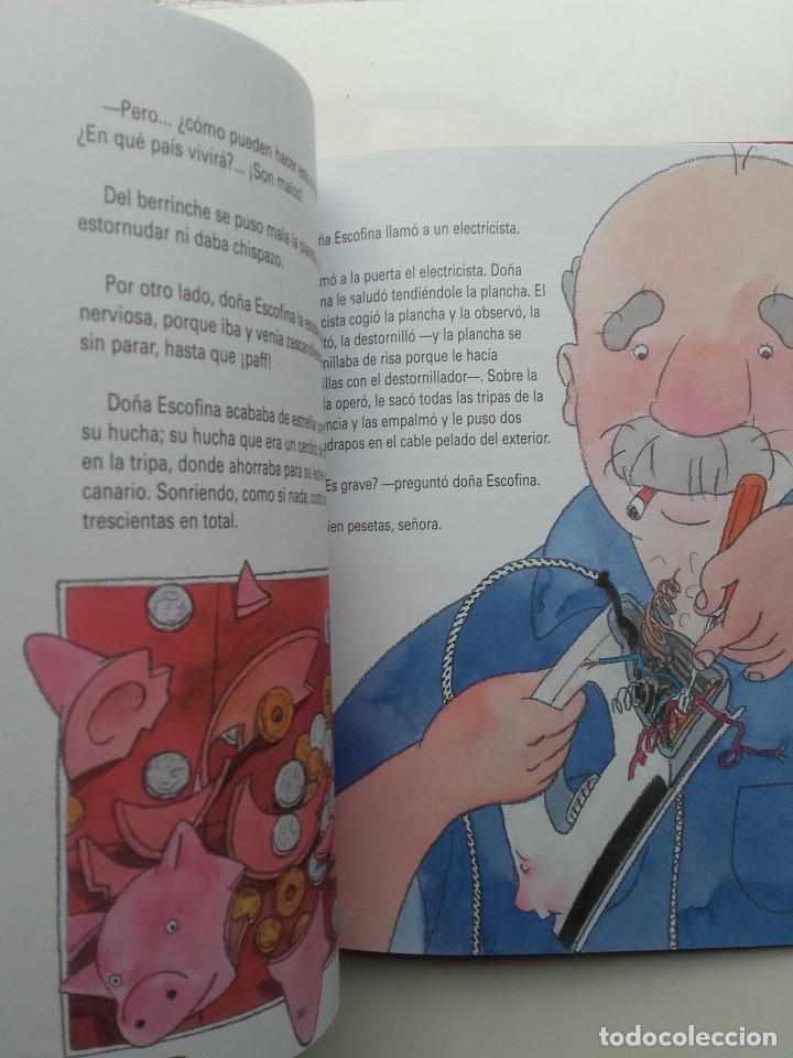 Libros de segunda mano: Cuentos de Risa. El perro picatoste - GLORIA FUERTES - Ediciones Susaeta - Foto 3 - 119719987