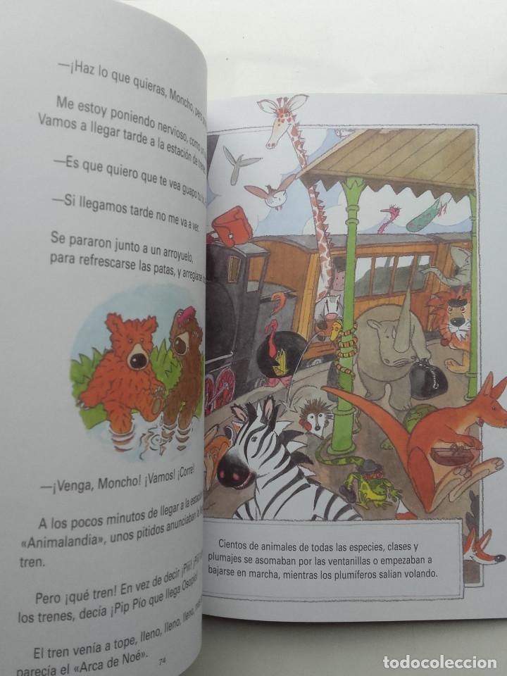 Libros de segunda mano: Cuentos de Risa. El perro picatoste - GLORIA FUERTES - Ediciones Susaeta - Foto 4 - 119719987