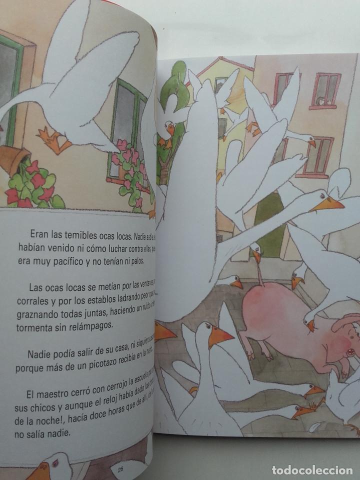 Libros de segunda mano: Cuentos de Risa. El perro picatoste - GLORIA FUERTES - Ediciones Susaeta - Foto 8 - 119719987