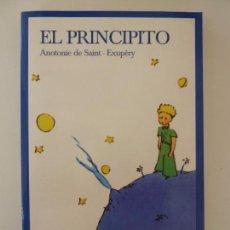 Libros de segunda mano: EL PRINCIPITO. EXUPÉRY. EDICIÓN BILINGÜE. ESPAÑOL. FRANCES. Lote 120240391