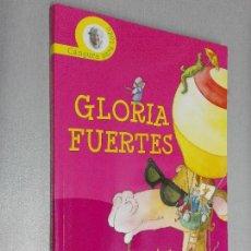 Libros de segunda mano: CUENTOS, CUENTOS, CUENTOS / GLORIA FUERTES - CANGURA PARA TODO / SUSAETA 1999. Lote 120285091