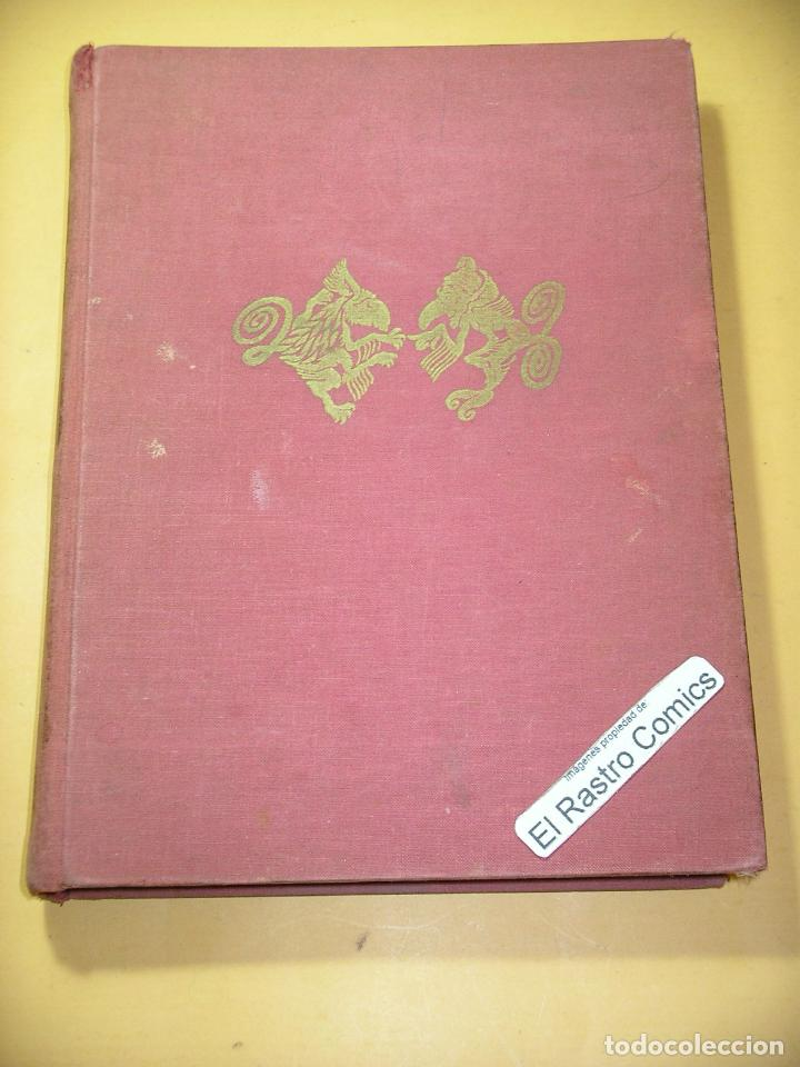 CUENTOS DE ANDERSEN ILUSTRADOS POR ARTHUR RACKHAM, ED. JUVENTUD, AÑO 1968, C9 (Libros de Segunda Mano - Literatura Infantil y Juvenil - Cuentos)