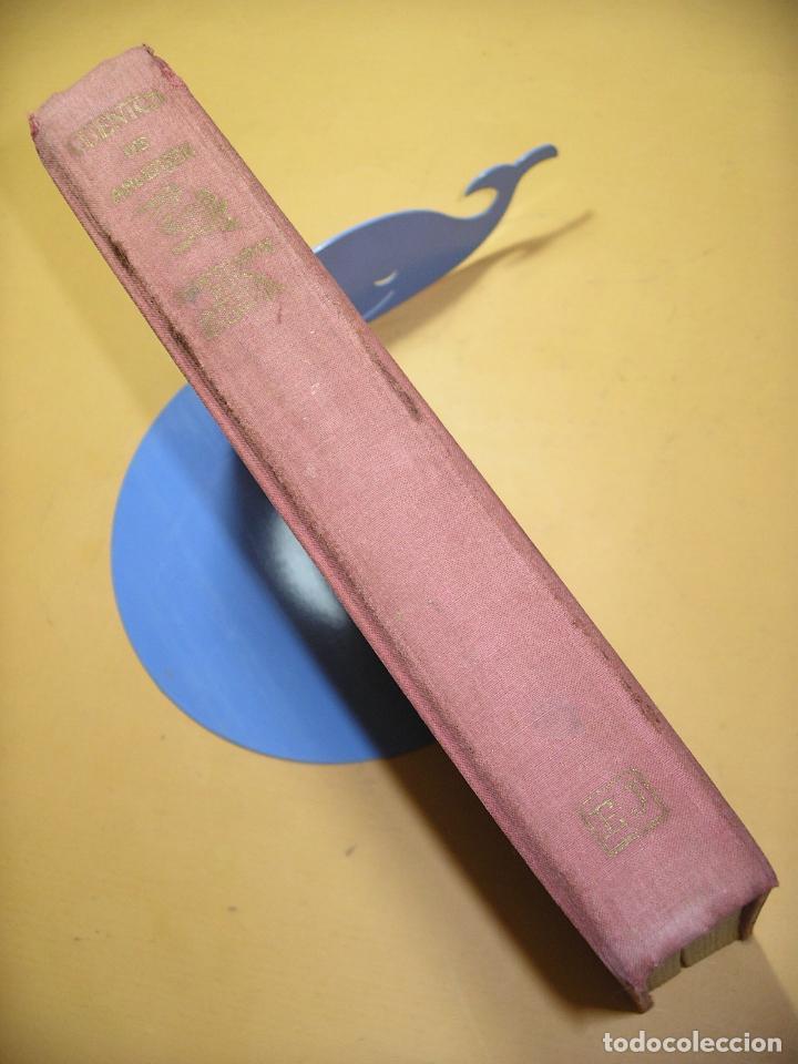 Libros de segunda mano: Cuentos de Andersen ilustrados por Arthur Rackham, ed. Juventud, año 1968, C9 - Foto 3 - 120371287