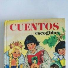 Libros de segunda mano: CUENTOS ESCOGIDOS VOL. XVIII SUSAETA. Lote 120406491