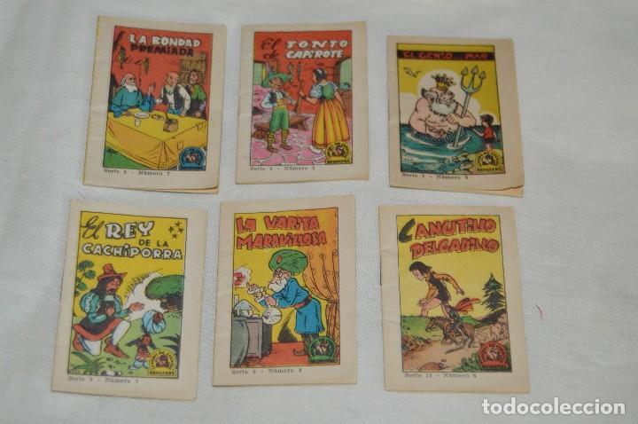 LOTE DE 6 MINI CUENTOS - TESORO DE CUENTOS - BRUGUERA - NUEVOS - MIRA LAS FOTOS - VINTAGE - HAZ OFER (Libros de Segunda Mano - Literatura Infantil y Juvenil - Cuentos)