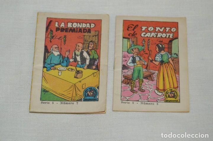 Libros de segunda mano: LOTE DE 6 MINI CUENTOS - TESORO DE CUENTOS - BRUGUERA - NUEVOS - MIRA LAS FOTOS - VINTAGE - HAZ OFER - Foto 2 - 120908791