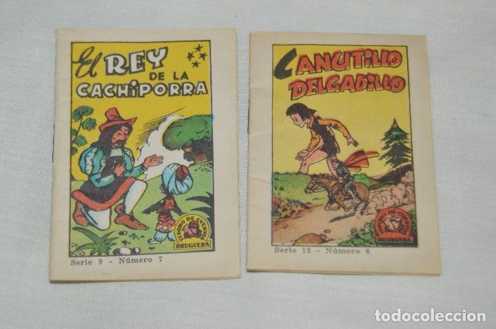 Libros de segunda mano: LOTE DE 6 MINI CUENTOS - TESORO DE CUENTOS - BRUGUERA - NUEVOS - MIRA LAS FOTOS - VINTAGE - HAZ OFER - Foto 6 - 120908791