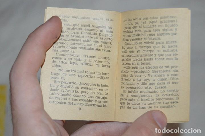 Libros de segunda mano: LOTE DE 6 MINI CUENTOS - TESORO DE CUENTOS - BRUGUERA - NUEVOS - MIRA LAS FOTOS - VINTAGE - HAZ OFER - Foto 8 - 120908791