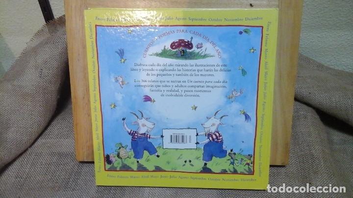 Libros de segunda mano: Un cuento para cada día , Circulo de lectores ,2001 - Foto 7 - 121397931
