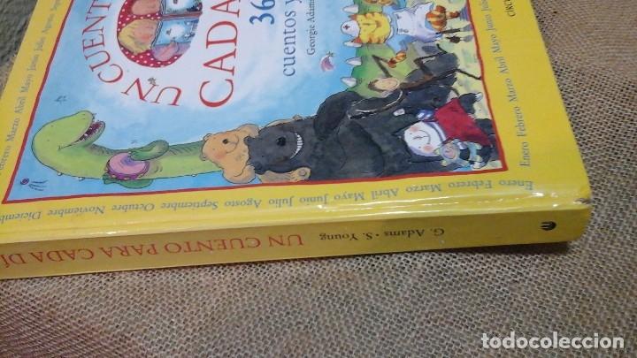 Libros de segunda mano: Un cuento para cada día , Circulo de lectores ,2001 - Foto 8 - 121397931
