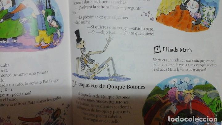 Libros de segunda mano: Un cuento para cada día , Circulo de lectores ,2001 - Foto 4 - 121397931