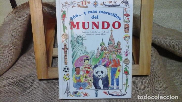 366 Y MÁS MARAVILLAS DEL MUNDO .GRUPO EDIDER 88 (Libros de Segunda Mano - Literatura Infantil y Juvenil - Cuentos)