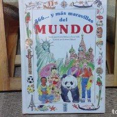 Libros de segunda mano: 366 Y MÁS MARAVILLAS DEL MUNDO .GRUPO EDIDER 88. Lote 121398387
