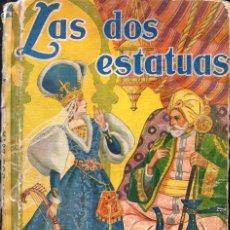 Libros de segunda mano: CUENTOS DE HADAS TOR : WASHIGTON IRVING - LAS DOS ESTATUAS (1944) - ILUSTRADO EN COLOR. Lote 121492235