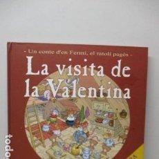 Libros de segunda mano: LA VISITA DE VALENTINA. Lote 121809611