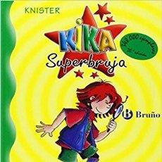 Libros de segunda mano: KIKA SUPERBRUJA: DETECTIVE (CASTELLANO - A PARTIR DE 8 AÑOS - PERSONAJES - KIKA SUPERBRUJA). Lote 121891231