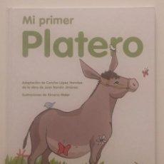 Libros de segunda mano: MI PRIMER PLATERO. Lote 122078395