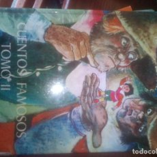 Libros de segunda mano - CUENTOS FAMOSOS - TOMO II 1º - ED. EVEREST - ILUSTRACIONES TEO - TAPAS DURAS - 122099343