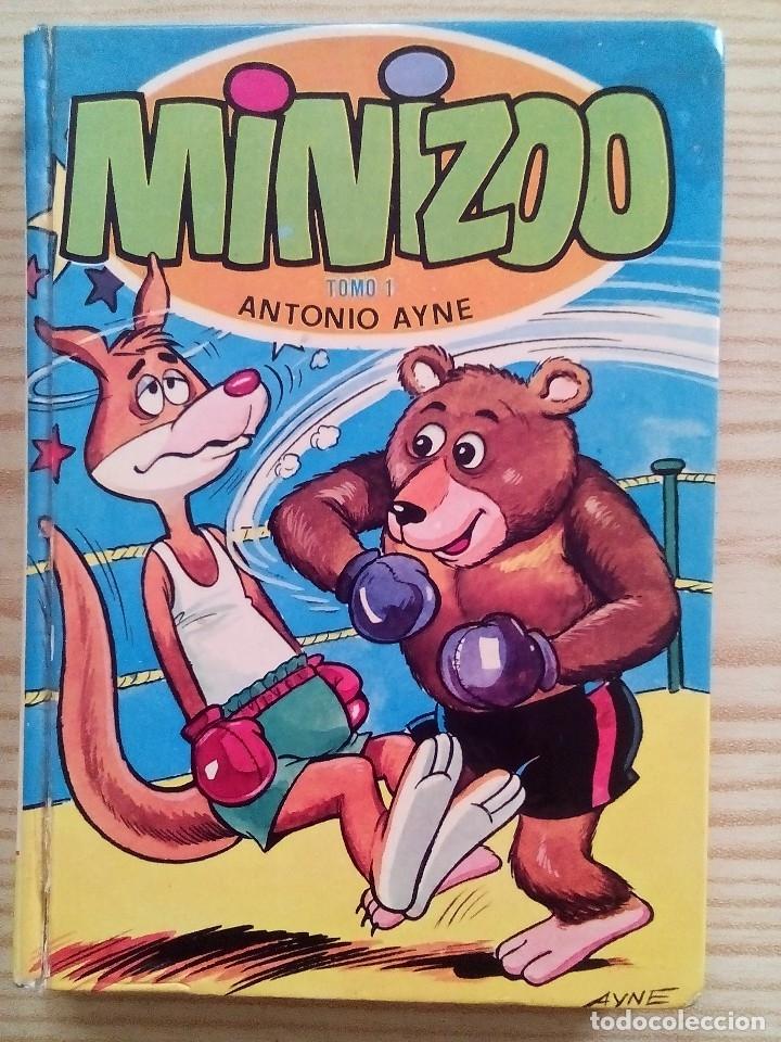 Libros de segunda mano: 3 Tomos Miniclasicos Y 3 Tomos Minizoo - 1-4-8 Y 1-2-8 - Toray - Foto 6 - 122621523