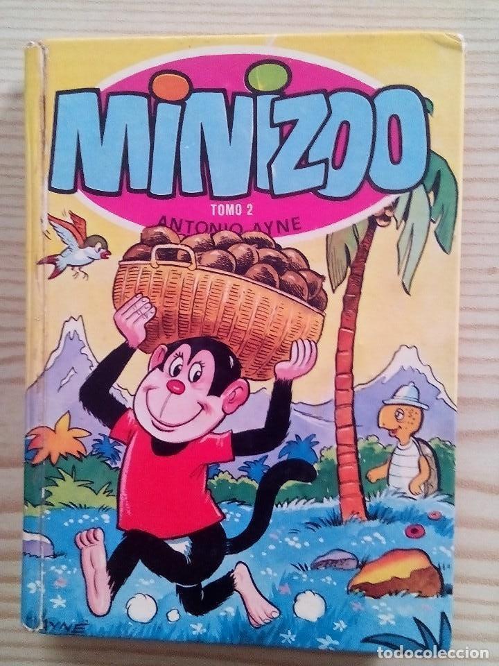 Libros de segunda mano: 3 Tomos Miniclasicos Y 3 Tomos Minizoo - 1-4-8 Y 1-2-8 - Toray - Foto 7 - 122621523