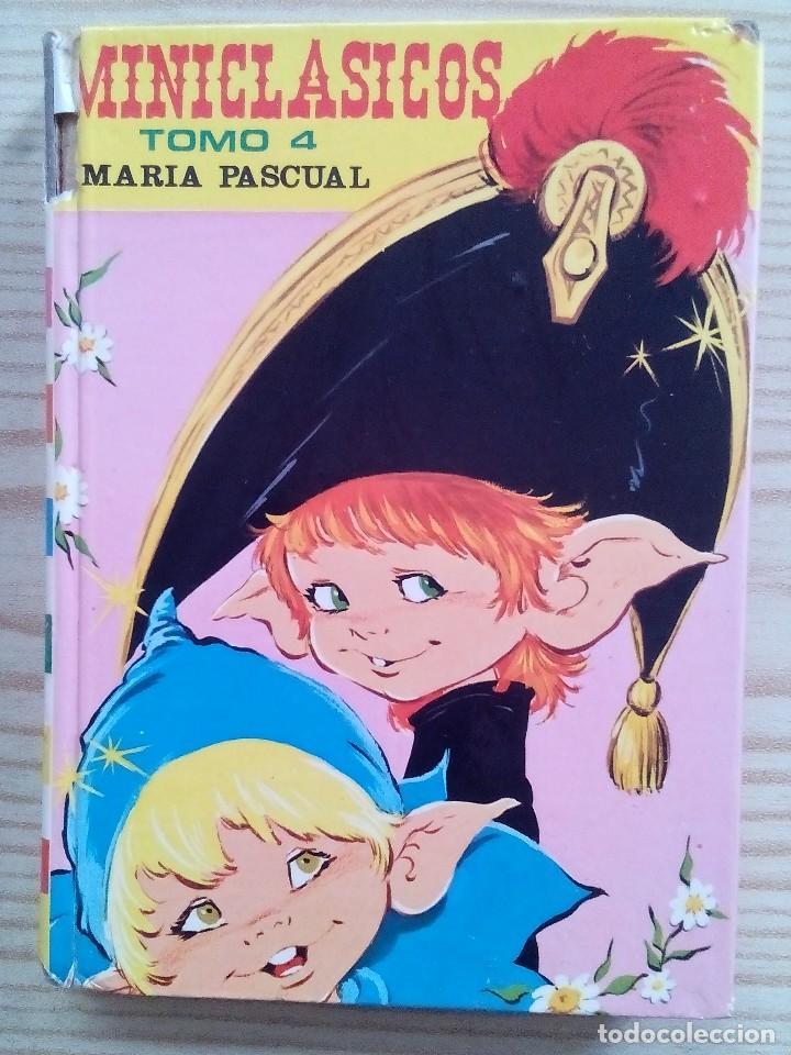 Libros de segunda mano: 3 Tomos Miniclasicos Y 3 Tomos Minizoo - 1-4-8 Y 1-2-8 - Toray - Foto 2 - 122621523